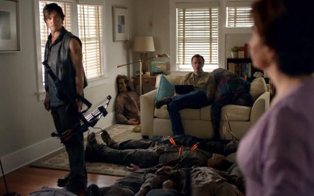 the walking dead super bowl commercial twc - The Walking Dead Super Bowl Commercial - Featuring Daryl Dixon