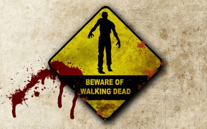 """walking dead beware 790x494 - Tips on Hosting a """"Killer"""" Walking Dead Zombie Party"""