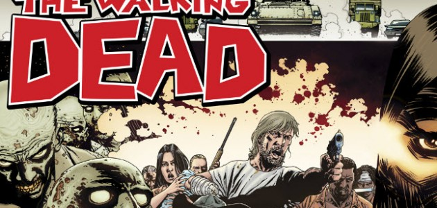 Walking Dead Comic Vs. TV