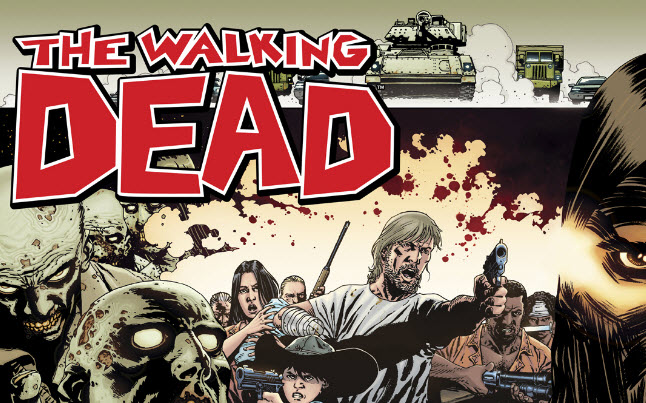 walking dead comic vs tv - Notable Differences Between The Walking Dead Comic Book and TV Show