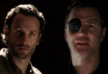 rick the governor meet 349x240 - Rick Meets The Governor in 'Arrow on the Doorpost'