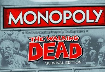 walking dead monopoly 349x240 - The Walking Dead Monopoly and Risk Game Coming Soon