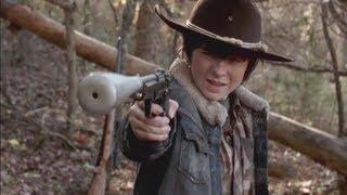 carl - The Walking Dead Season Finale Kills Ratings