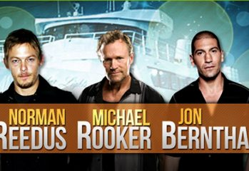 nyc celeb cruise 349x240 - The Walking Dead Stars Attending Wizard World NYC This Summer
