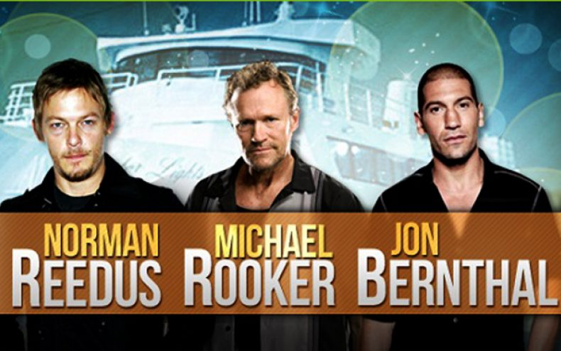 nyc celeb cruise 790x494 - The Walking Dead Stars Attending Wizard World NYC This Summer