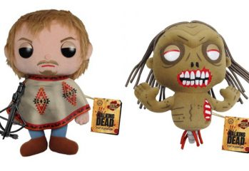 walking dead plush 349x240 - Walking Dead Plush Toys Coming This Summer