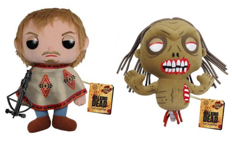 walking dead plush 790x494 - Walking Dead Plush Toys Coming This Summer