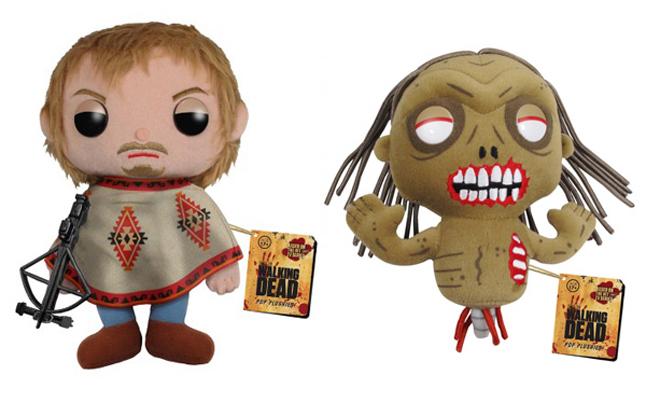 walking dead plush - Walking Dead Plush Toys Coming This Summer