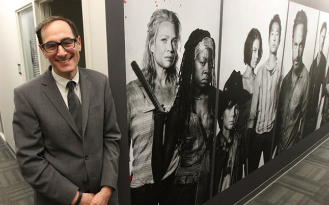 josh sapan - The Walking Dead May Never End According To AMC CEO Josh Sapan