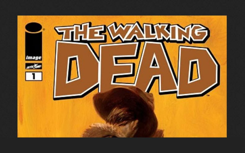The Walking Dead First Issue