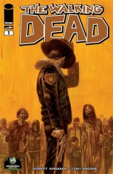 The Walking Dead Tedesco Variant Cover