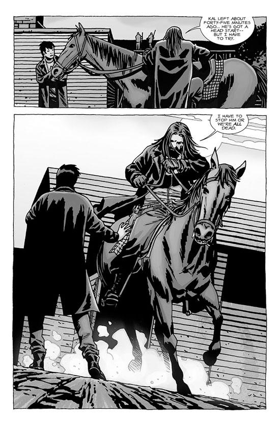 walking dead 110 2 - The Walking Dead Comic Number 110 Preview