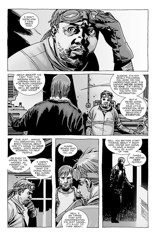 Walking Dead Comic 110