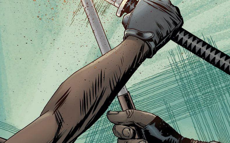 walking dead 110 cover 1 790x494 - The Walking Dead Comic Number 110 Preview