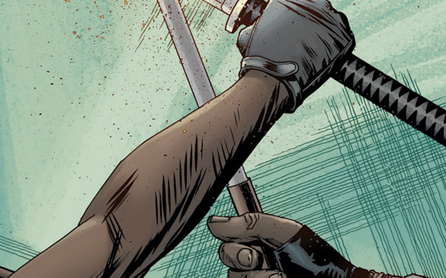 walking dead 110 cover 1 - The Walking Dead Comic Number 110 Preview