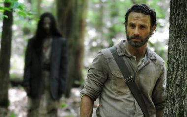 Season 4 Photo of Rick Grimes
