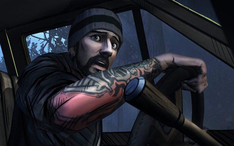 400Days roadtrip 790x494 - E32013: Telltale Games Releases New Trailer for The Walking Dead: 400 Days DLC