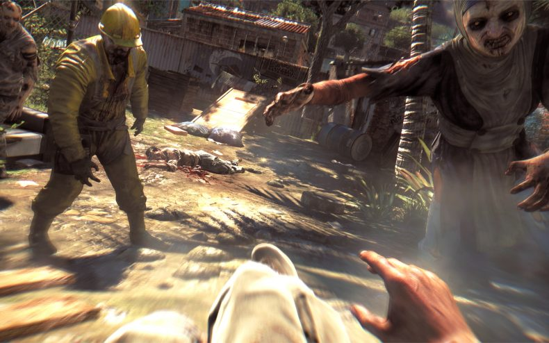 dyinglight e3 final  5  790x494 - Zombie Game Dying Light Gets a Brutal Launch Trailer