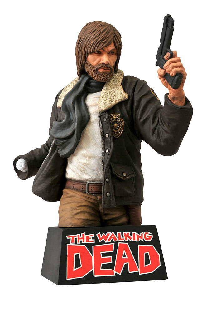 rick grimes bank - The Rick Grimes Bank from Skybound and Diamond Select Toys