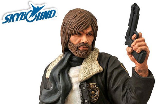 rick grimes bust bank - The Rick Grimes Bank from Skybound and Diamond Select Toys
