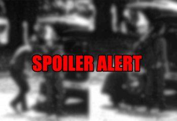 spoiler alert 349x240 - The Walking Dead Spoilers: Photo's of Rick's Hand Injury