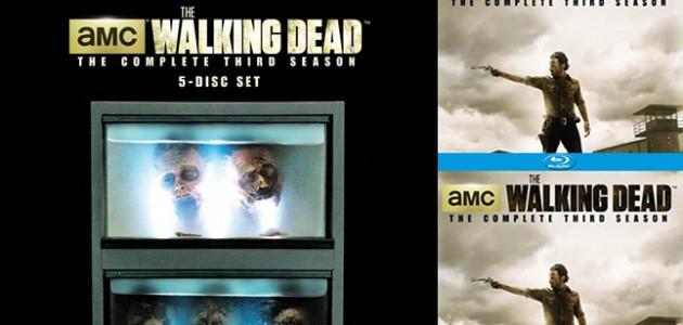 The Walking Dead Blu-ray Set