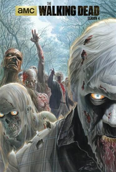 Alex Ross Walking Dead