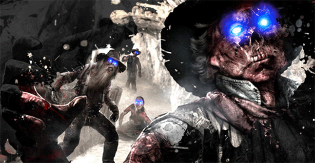 black ops buried - Black Ops 2 'Vengeance' DLC Brings Underground Zombie Action