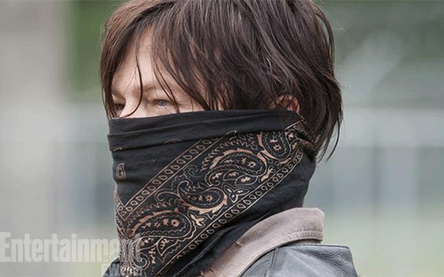 Masked Daryl Dixon