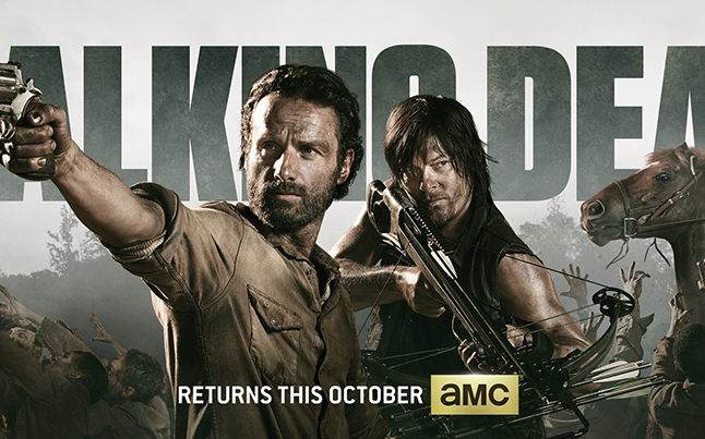 new characters season 4 - New Walking Dead Season 4 Sneak Peek Coming This Sunday