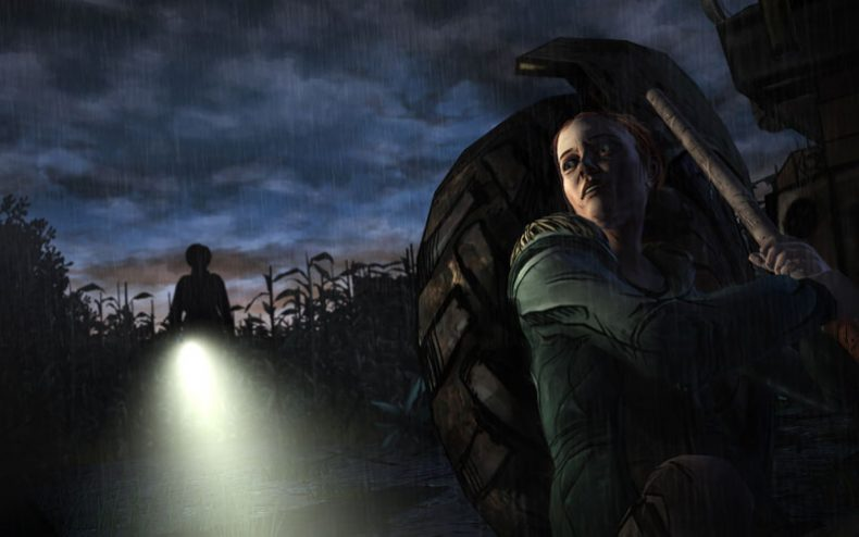screenshot cornfield 790x494 - 400 Days DLC Launch Trailer Released by Telltale Games
