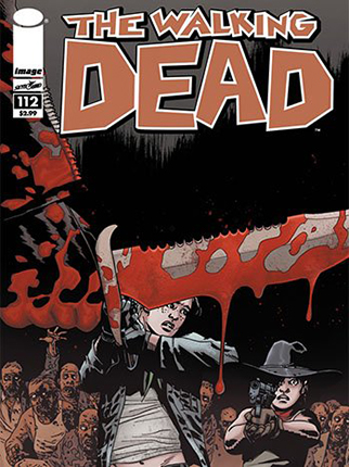 the walking dead comic 112 - The Walking Dead Comic Issue 112 Preview