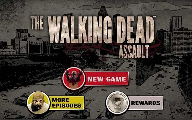 walking dead assault game - The Walking Dead Assault Game Now Available For Android