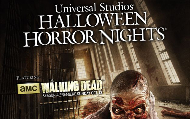 walking dead halloween horror - The Walking Dead Returns To Halloween Horror Nights At Universal Studios