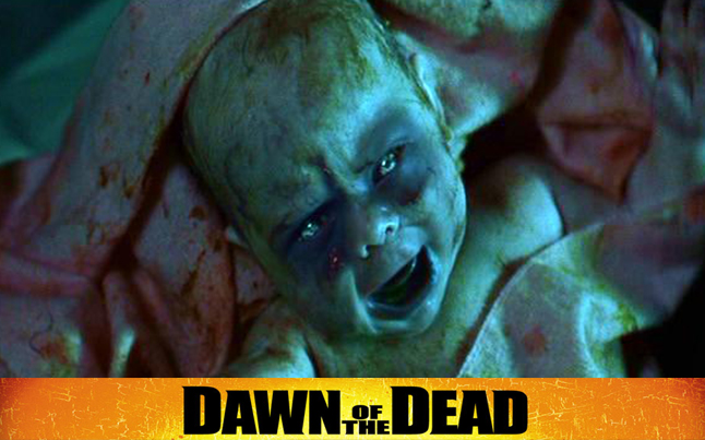 zombie baby - Zombie Baby Showing Up in Season 4 of The Walking Dead?