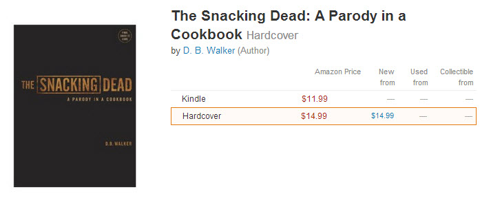 The Snacking Dead Amazon