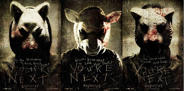 You're Next Movie Animals