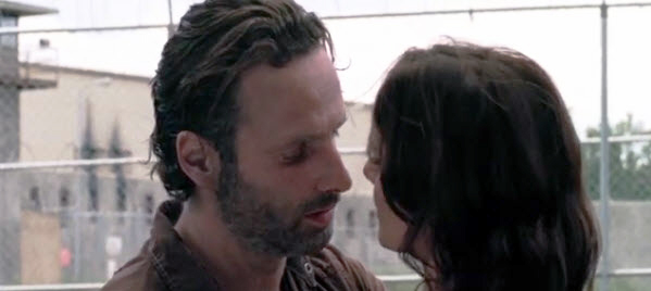 zombie lori grimes - Zombie Lori In The Walking Dead Deleted Scene