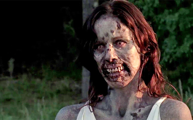 zombie lori - Zombie Lori In The Walking Dead Deleted Scene