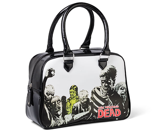 walking dead omibus purse - The Walking Dead Purses Are Drop Dead Gorgeous