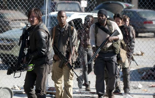 "walking dead season 4 episode 1 630x400 1382999612 - The Walking Dead Recap - Season 4, Episode 1: ""30 Days Without An Accident"""