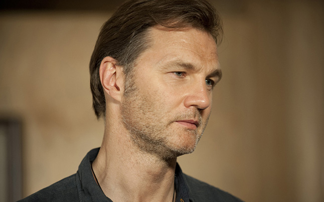 david morrissey - David Morrissey Sees The Booing By Fans As A Compliment To 'The Governor'