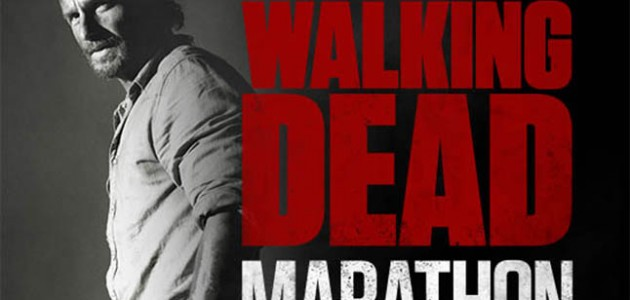 The Walking Dead 2014 New Year's Eve Marathon