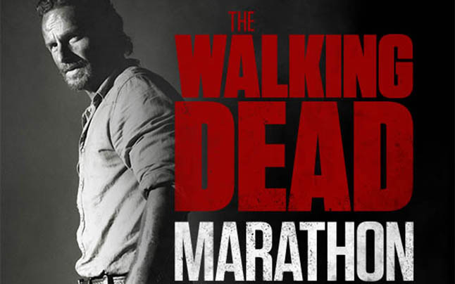 walking dead marthon - The Walking Dead New Year's Eve Episode Marathon For 2014
