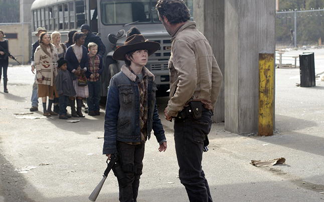 walking dead season 4 UK - The Walking Dead Season 4 FOX UK Return Date Released