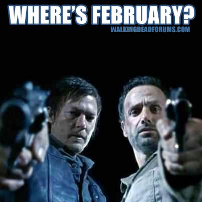 feb - Where's February?