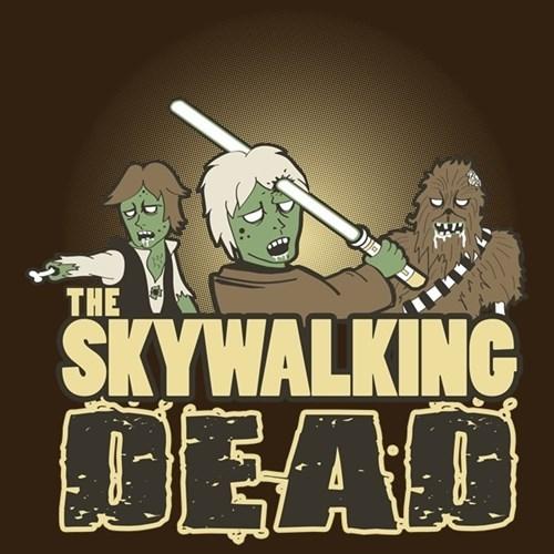 skywalking - The Skywalking Dead