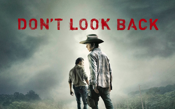 the walking dead midseason poster - The Walking Dead Season 4 Mid-Season Poster