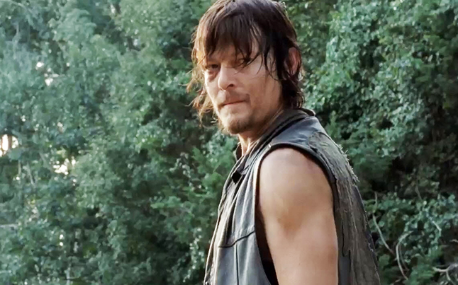 walking dead midseason trailer - Norman Reedus Talks Fans, Daryl, and Family