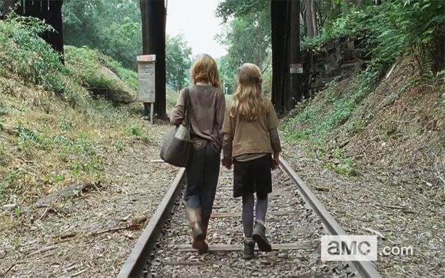 walking dead teaser video - New Walking Dead Teaser Video Shows Struggles In Second Half Of Season 4